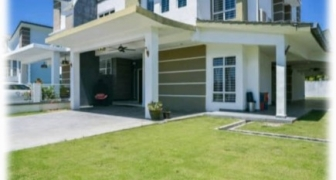 DOUBLE STOREY @ SHAH ALAM FOR SALES